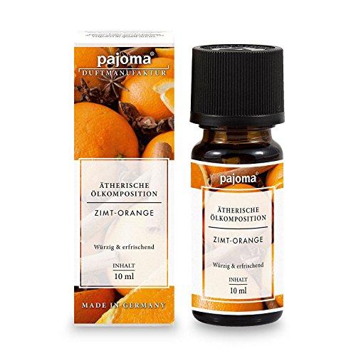 pajoma Duftöl Weihnachten 10ml in Geschenkpackung (Zimt-Orange)