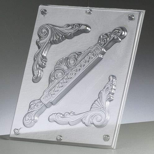 Efco Relief Moule,, ornement, H 13-23 cm