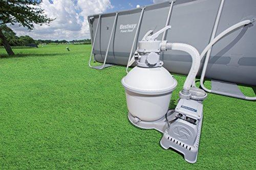 bestway filtre sable pour piscine hors sol filtration. Black Bedroom Furniture Sets. Home Design Ideas