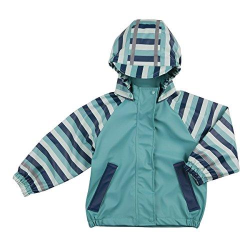Bornino Bornino Regenjacke/Basics Kleinkind Bekleidung/Regenmantel/Winddicht/wasserabweisend