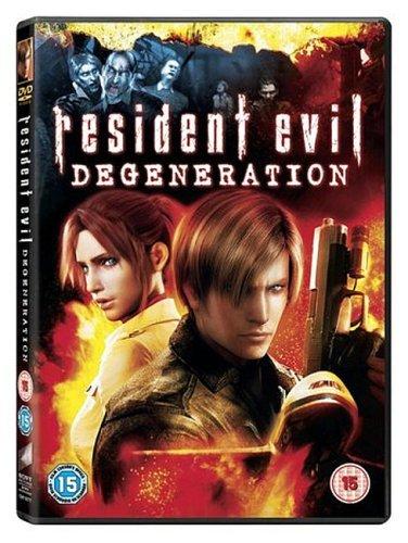 Resident Evil: Degeneration [DVD]