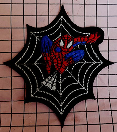 Toppa Spiderman toppa spiderman cerotti per bambini
