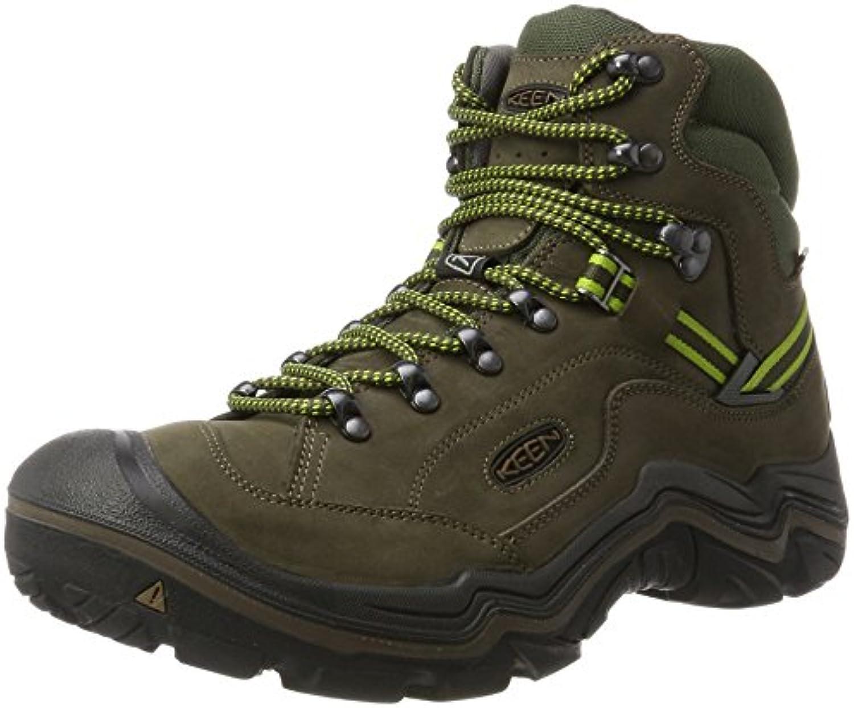 Keen Galleo Mid WP, Zapatos de High Rise Senderismo para Hombre