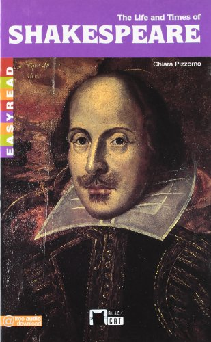 The Life And Times Of Shakespeare (audio @) (Black Cat. Easyreads)