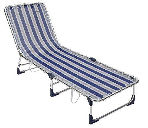 Crespo AL/367-17 - Cama regulable elástica Dural. (Multifibra), azul