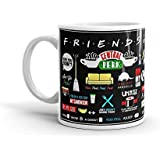 Tv Series Mug For Friends And Someone Special For Gift - Coffee Mugs With Glossy Finish And Vibrant Print