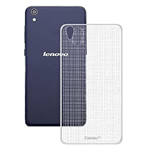 Hello Zone Exclusive Soft Transparent Crystal Clear Back Cover Back Case Cover For Lenovo S850
