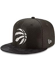 New Era NBA TORONTO RAPTORS 2017 Authentic On-Court 9FIFTY Snapback Cap