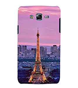 GADGET LOOKS PRINTED BACK COVER FOR SAMSUNG GALAXY ON7 MULTICOLOR
