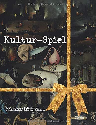 Kultur-Spiel Spielgeschenk + Kult-Spiel.de  + Bierdeckelquiz.de + Dylan Quiz + Fußballquiz: Spielesammlung mit digitalen Medien  für die ganze Familie