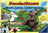 """Ravensburger 21298 - """"Mauseschlau & Bärenstark:Wissen, Lachen, Sachen machen"""" Kinderspiel hergestellt von Ravensburger Spieleverlag"""