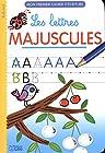 Mon premier cahier d'écriture - Les lettres majuscules - Dès 4 ans