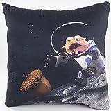 Ice Age 5 Kollision voraus! Astronaut Scrat / Mond Kissen 35cm x 35cm Lizenzprodukt