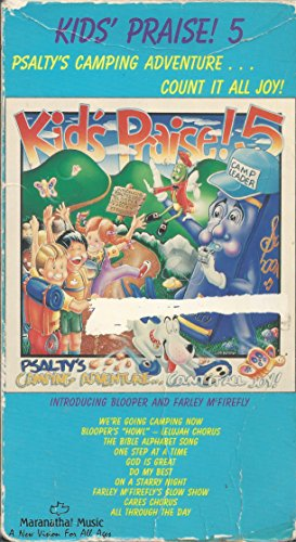 Psaltys Camping Adventure [VHS]