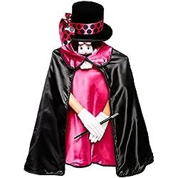 Conjunto de disfraces de mago