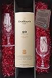 Weingeschenk Exklusiv Geschenkset Portwein GRAHAMs 20 Year Old Tawny Port