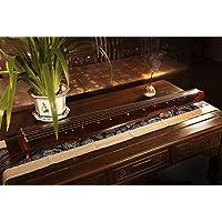 Exquisit Chinesischen 7Saite Instrument Aged Paulownia Holz Qin (Instrument) Zither Gu Qin