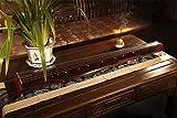 Squisito cinese 7corde strumento invecchiato legno di paulonia Guqin Zither GU Qin