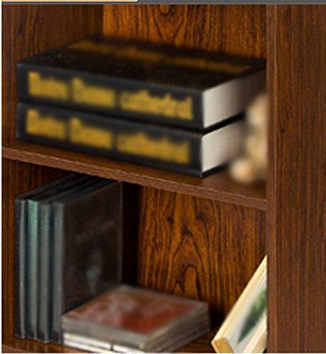 Librería Soporte de libro 40 (L) * 24 (W) * 54 (H) ( Color : #4 )