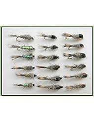 18liebres oreja ninfa pesca moscas