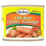Grace Chicken Viennas 200g x 12
