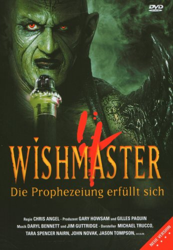 Bild von Wishmaster 4 - Die Prophezeiung erfüllt sich (FSK 16)