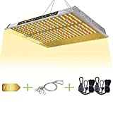 MARS HYDRO LED Grow Lampe 1000W Vollspektrum Pflanzenlampen LED Grow Light Wachstumslampe für Zimmerpflanzen für Innen Samen Knospe Pflanze Gemüse und Blume für Wachsen Zelt