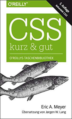 CSS – kurz & gut Buch-Cover