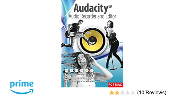 Audacity® Audio Recorder and Editor - Your professional sound studio for  recording, editing and playing all common audio files: WAV, AIFF, FLAC,  MP2,