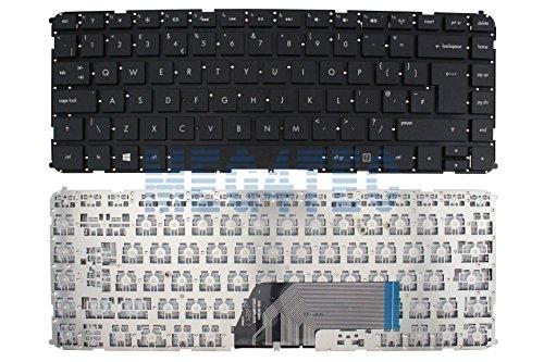 HP Sleekbook Ultrabook Envy 4-10006-1000UK Tastatur 698679-001686836-001F83
