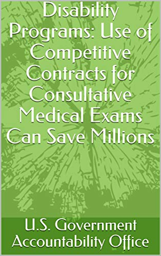 Disability Programs: Use of Competitive Contracts for