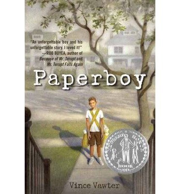 [ Paperboy By ( Author ) Dec-2014 Paperback