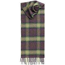 De la isla de Skye fabricado en Cachemira de Escocia bufanda de cuadros escoceses