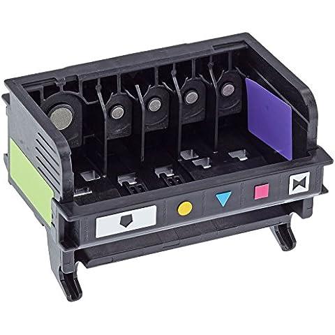 HP repuestos cabezal de impresión de 5 tintas C5380 C6380 (S)