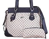 M & Y Fulya Premium Qualität Baby Windel Windel Wickeltasche Mama Handtasche Schulter Stroller Bag