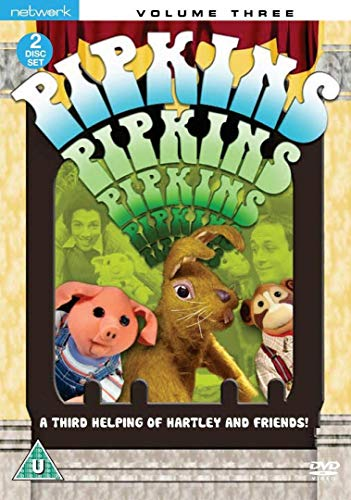 Pipkins - Vol. 3 [DVD]