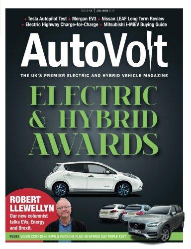 Autovolt Jul-Aug 2016: The Electric & Hybrid Vehicle Magazine: Volume 13 por Autovolt Magazine