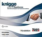 CD WISSEN Coaching - Knigge - Ready for Business, 4 CDs - Christina Tabernig, Anke Quittschau