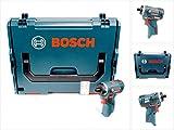 Bosch GSR 10,8 V-EC HX Akku Schrauber Solo in L-Boxx (06019D4103)