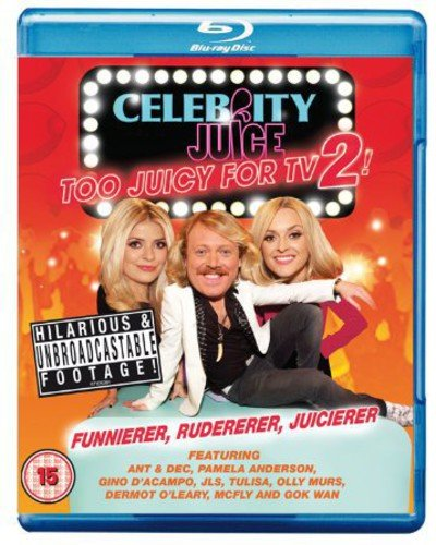 Celebrity Juice - Too Juicy for TV 2! [Blu-ray] [UK Import]