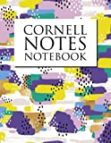 "Cornell Notes Notebook: 8.5""x11"", 118 pages of Cornell Note Paper for Taking Notes (School Notebooks, and College Ruled Notebooks and Journals)"