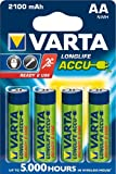 Varta Ready2Use AA Akku (2100mAh, 4-er Blister)