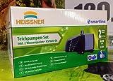 HEISSNER HSP600-00 Smartline Teichpumpenset 600L/h