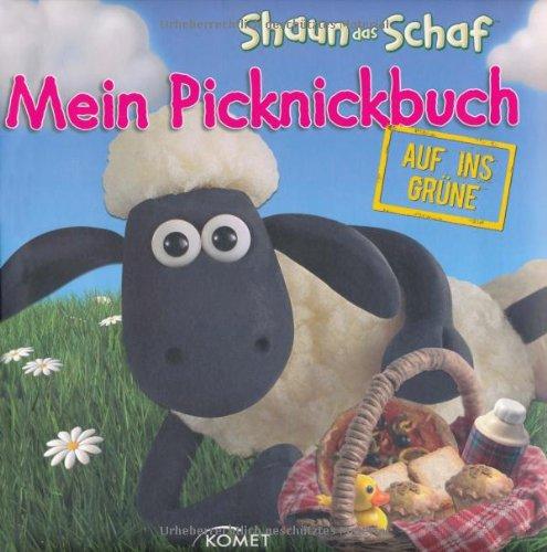 Preisvergleich Produktbild Shaun-das-Schaf Mein Picknickbuch: Auf ins Grüne