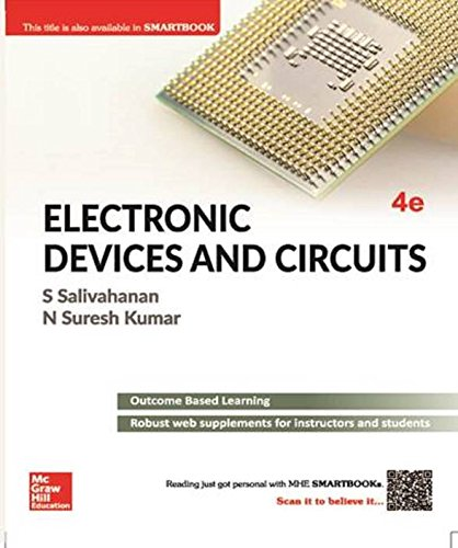 Electronic Devices And Circuits por Salivahanan
