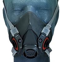 3M - Komfort Lackiermaske, Maskenkörper 06962 (Größe M)