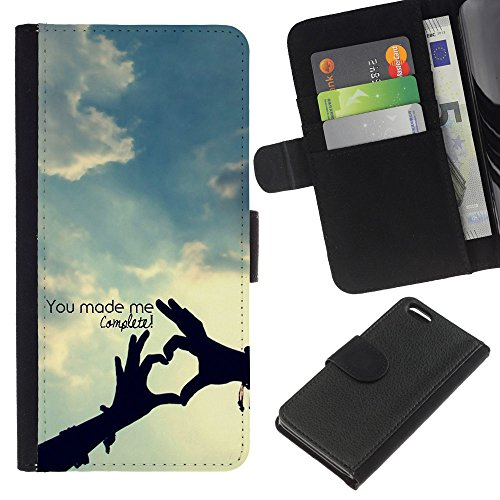 Graphic4You Niedlich Plastic Stars Design Brieftasche Leder Hülle Case Schutzhülle für Apple iPhone 5C Design #6
