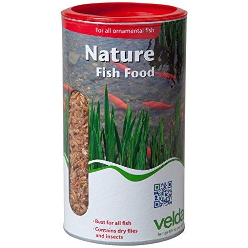 Velda Nourriture naturelle pour poisson 420 g