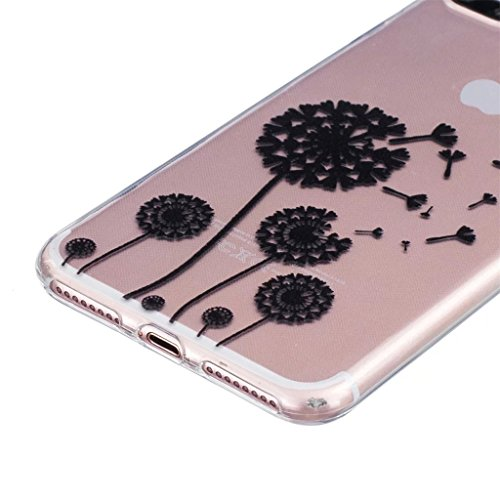"""MYTHOLLOGY iPhone 7 Plus Coque - SEUL 5.5"""" iPhone 7 Plus Coque Silicone Etui Housse Cover - TTH PGY"""