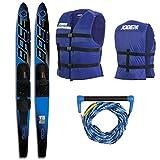 Base Sports Vapor Combo Ski Package Wasserski 67' 170cm